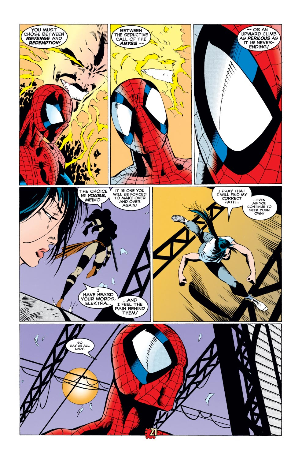 The Amazing Spider-Man (1963) 424 Page 21