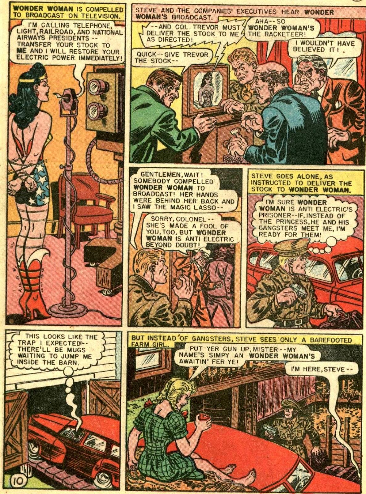 Comic Cavalcade issue 27 - Page 12
