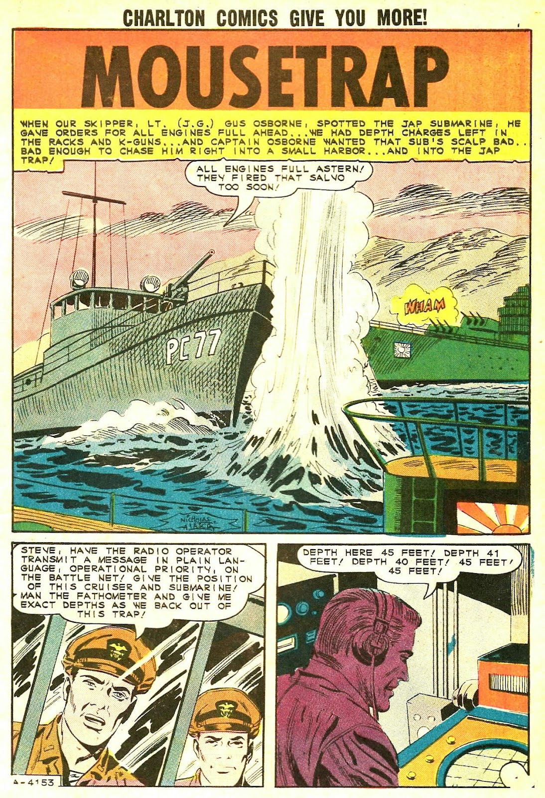 Read online Fightin' Navy comic -  Issue #118 - 3