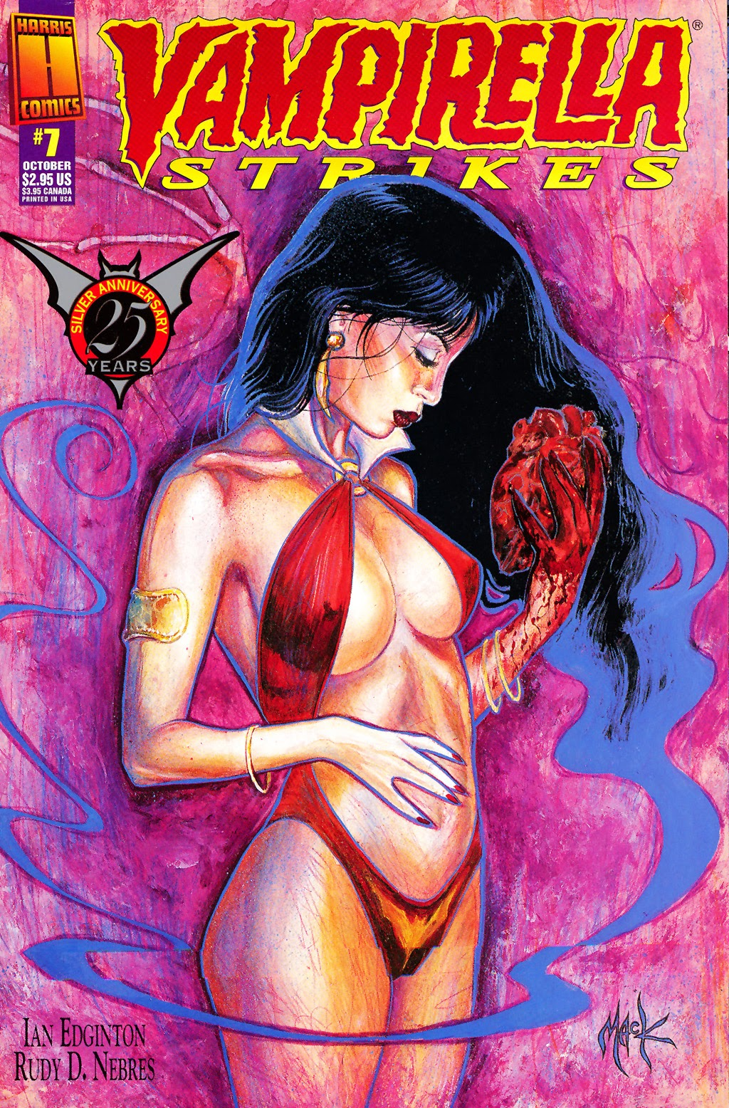 Vampirella Strikes (1995) 7 Page 1