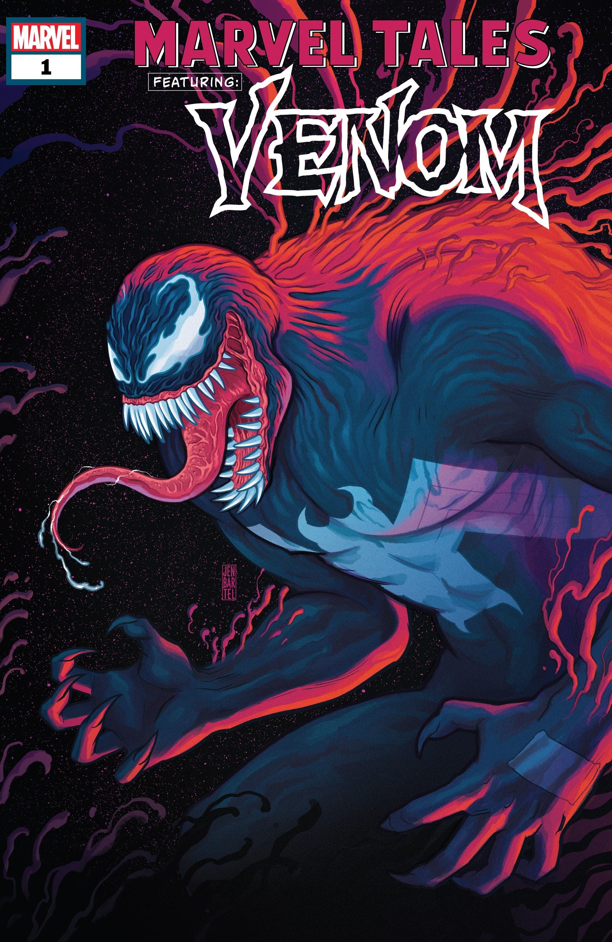 Marvel Tales: Venom Full Page 1