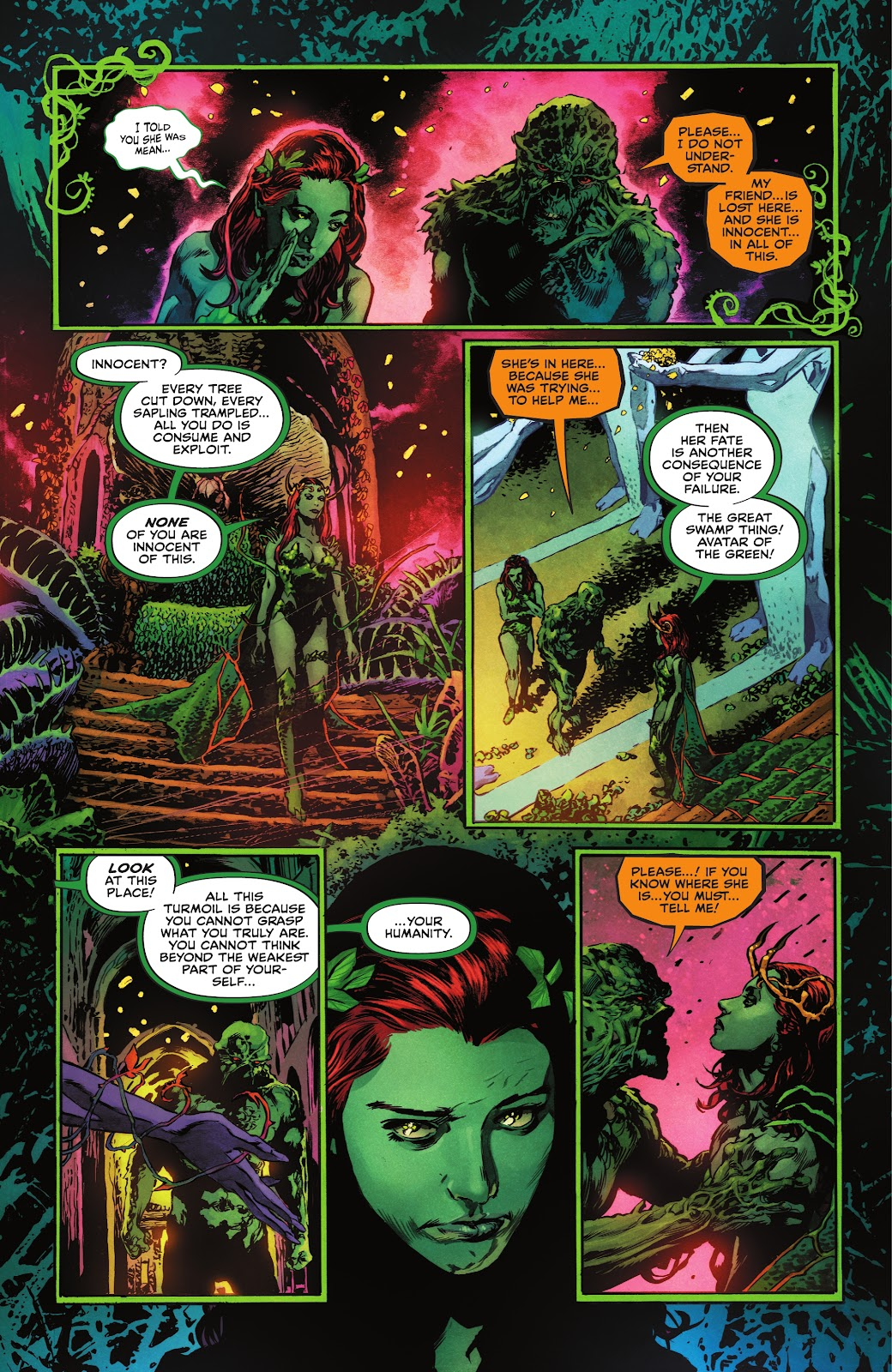 The Swamp Thing issue 3 - Page 15