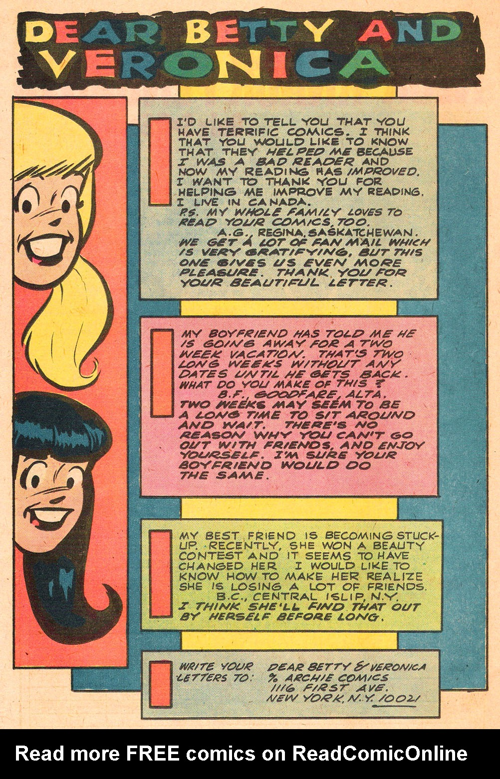 Read online Archie's Girls Betty and Veronica comic -  Issue #267 - 26