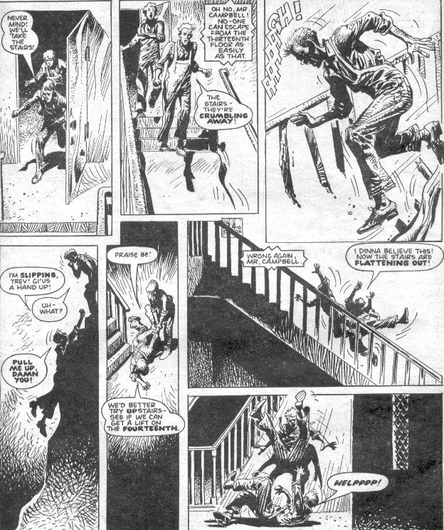 Read online The Thirteenth Floor (2007) comic -  Issue # Full - 42