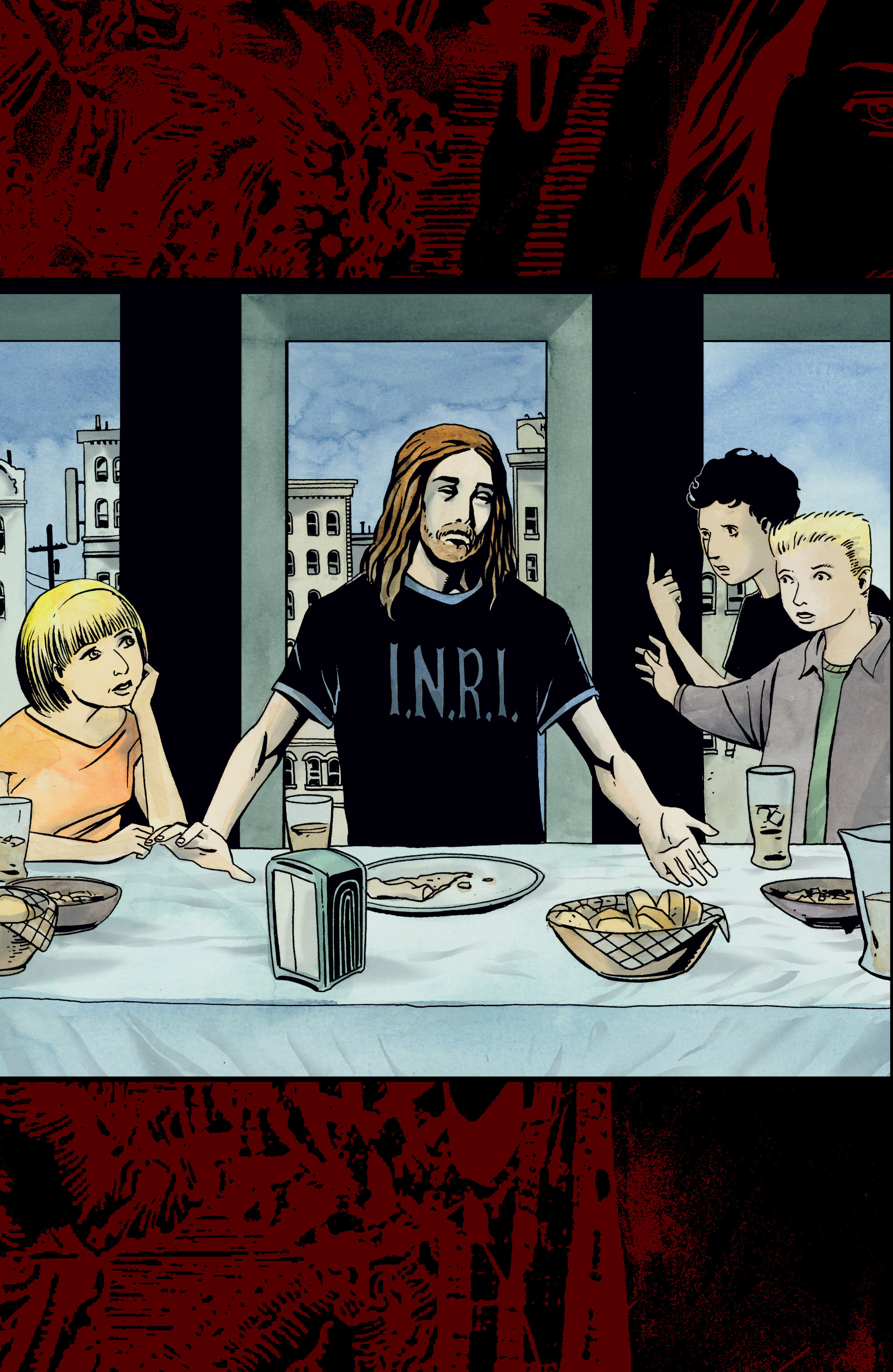 Read online American Jesus comic -  Issue # TPB - 53