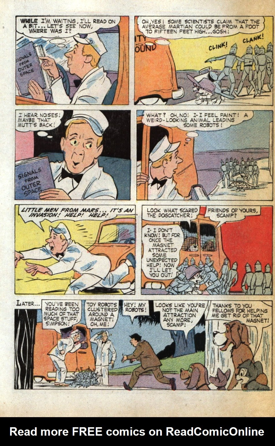 Scamp (1967) issue 11 - Page 22