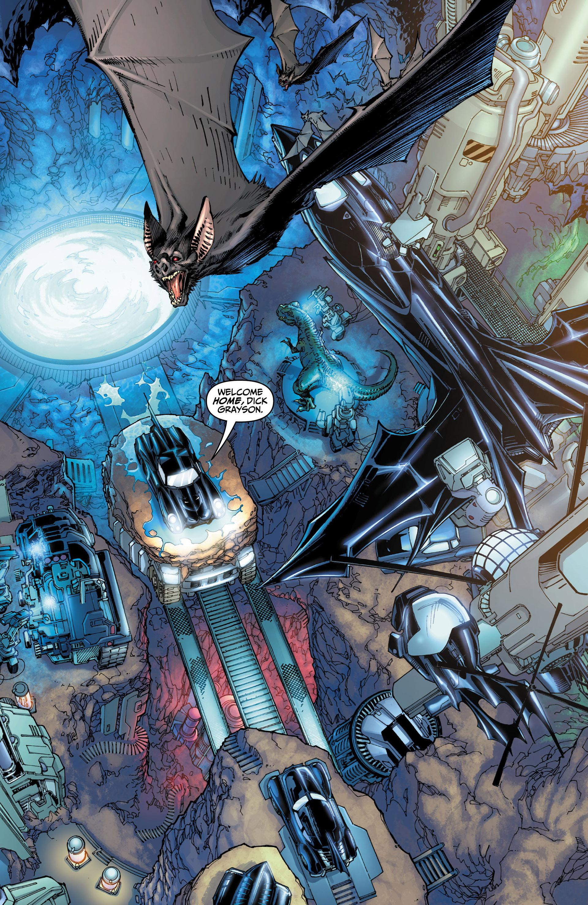 Read online All Star Batman & Robin, The Boy Wonder comic -  Issue #4 - 13