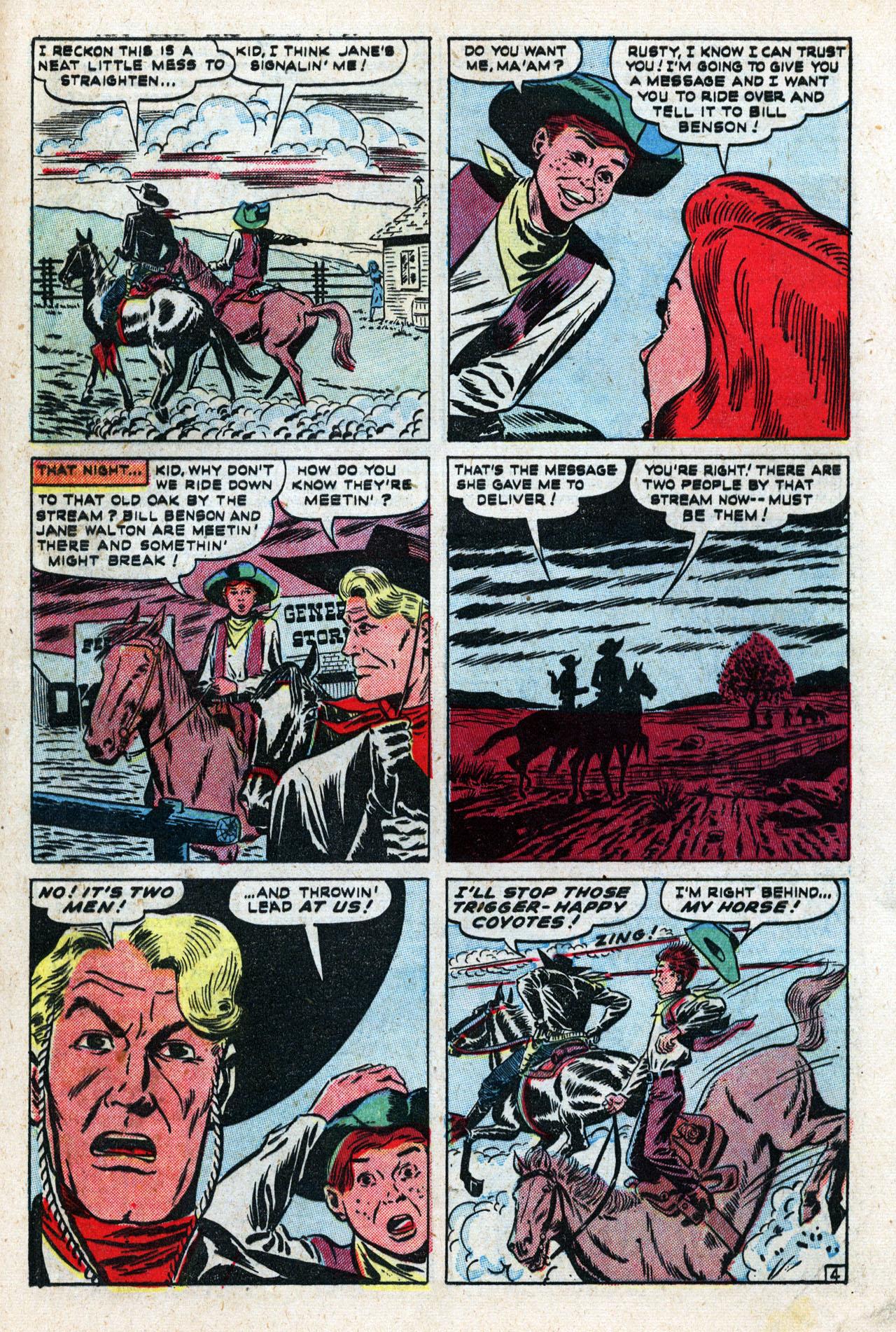 Read online Two-Gun Kid comic -  Issue #10 - 43