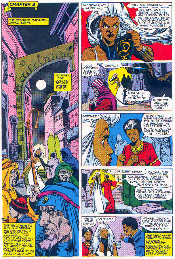 Read online Uncanny X-Men (1963) comic -  Issue # _Annual 6 - 23