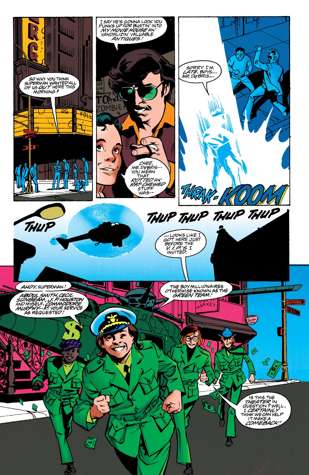 Adventures of Superman (1987) issue 549 - Page 20
