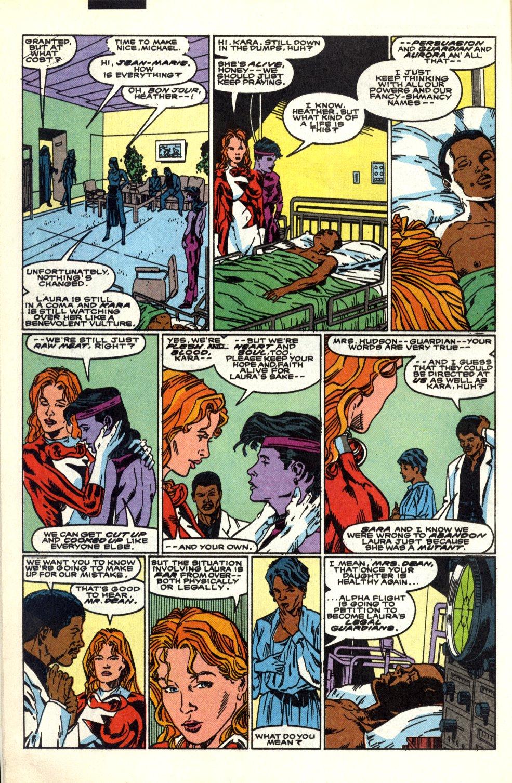 Read online Alpha Flight (1983) comic -  Issue #91 - 11