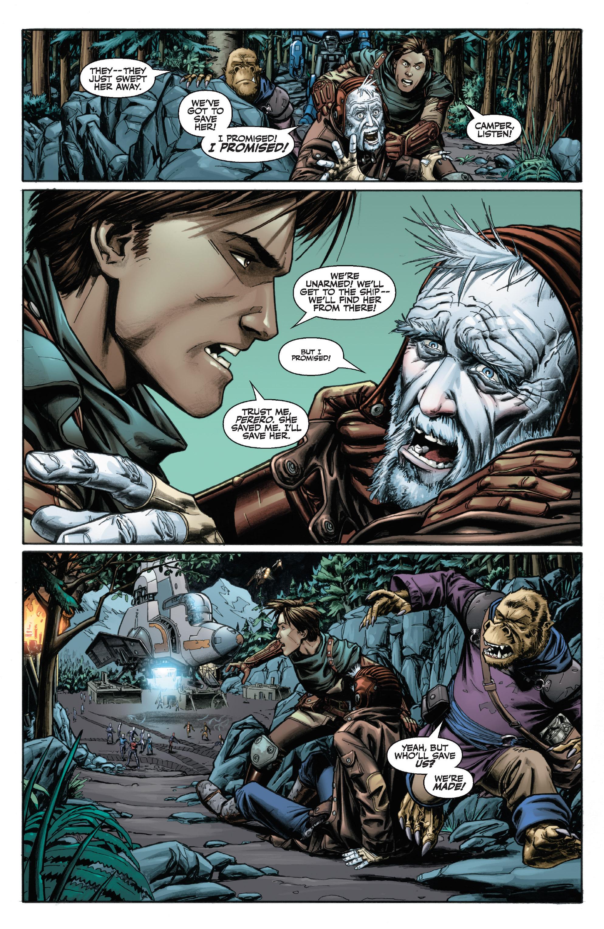 Read online Star Wars Omnibus comic -  Issue # Vol. 29 - 155