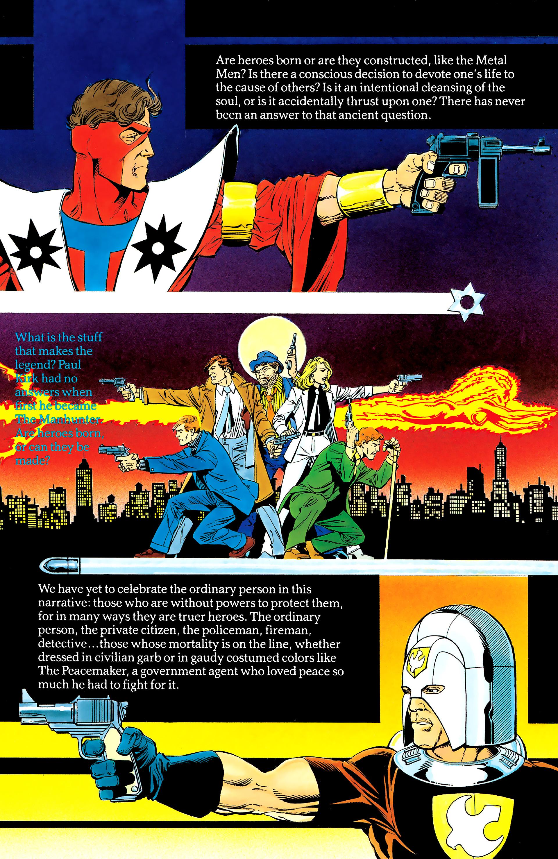 Read online History of the DC Universe comic -  Issue #2 - 28