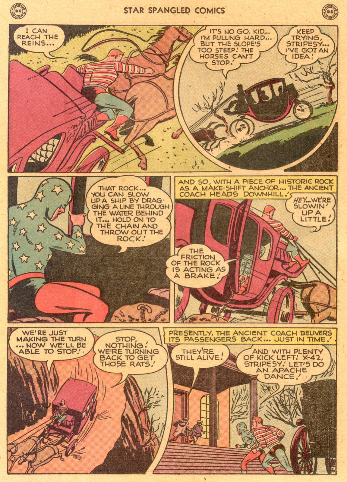 Star Spangled Comics (1941) issue 80 - Page 32
