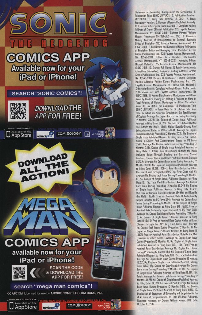 Read online Sonic Universe comic -  Issue #48 - 14
