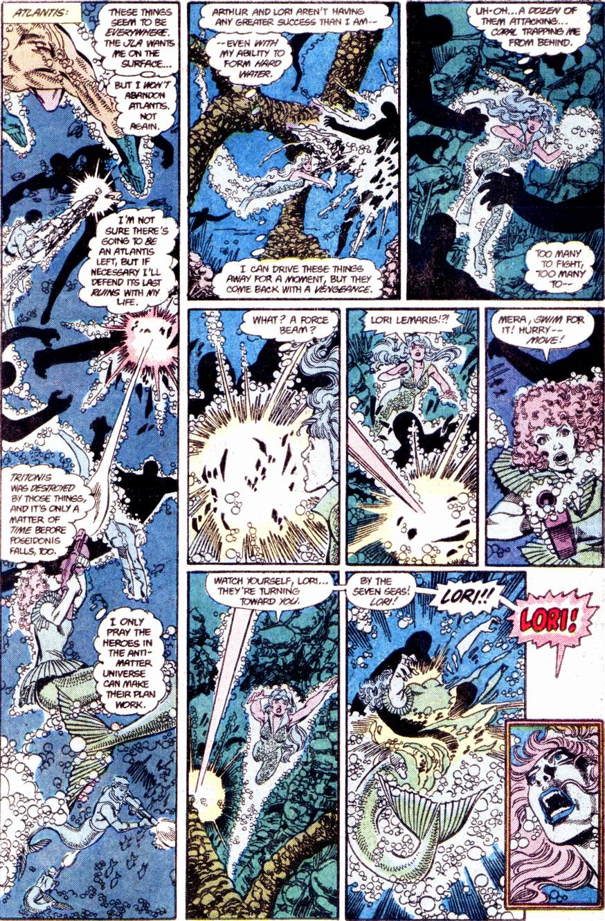 Crisis on Infinite Earths (1985) 12 Page 21
