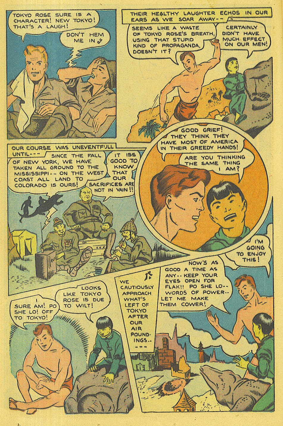 Read online Super-Magician Comics comic -  Issue #42 - 27