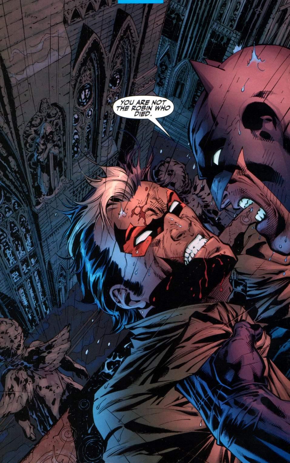 Read online Batman: Hush comic -  Issue #11 - 13
