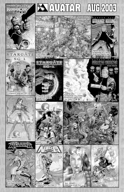 Read online Jungle Fantasy (2002) comic -  Issue #3 - 30