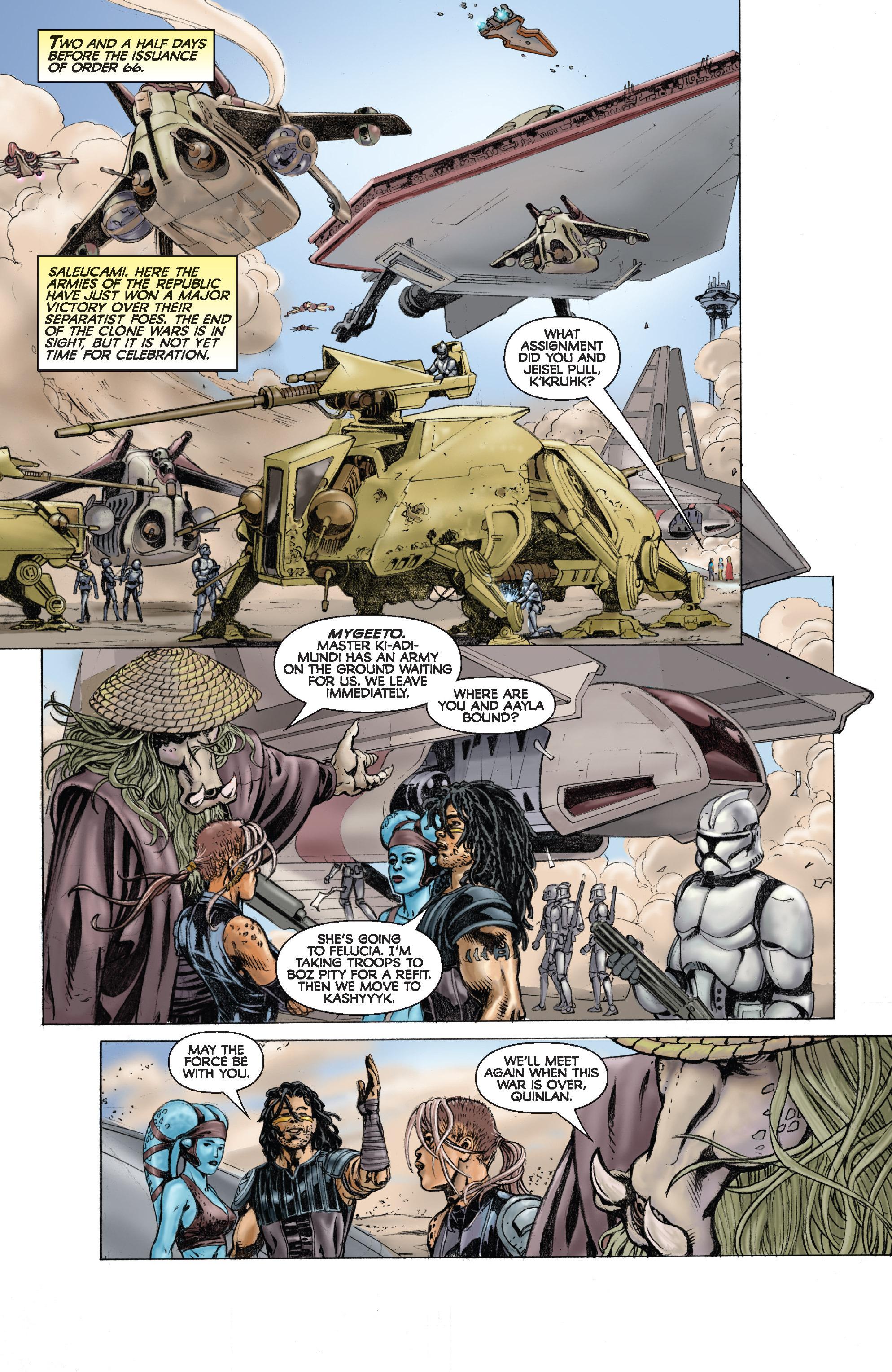 Read online Star Wars Omnibus comic -  Issue # Vol. 31 - 168