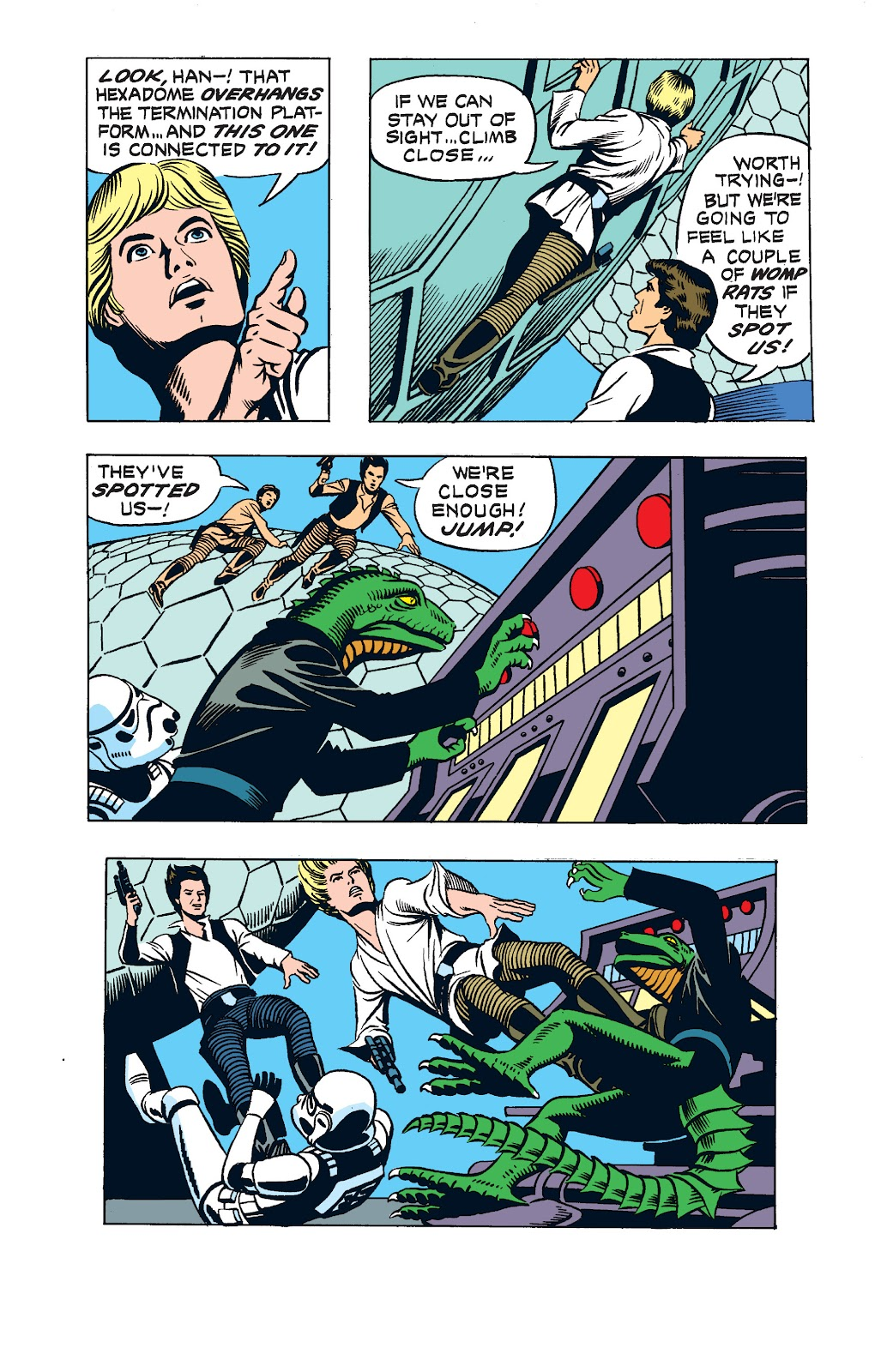 Read online Star Wars Legends: The Newspaper Strips - Epic Collection comic -  Issue # TPB (Part 3) - 22
