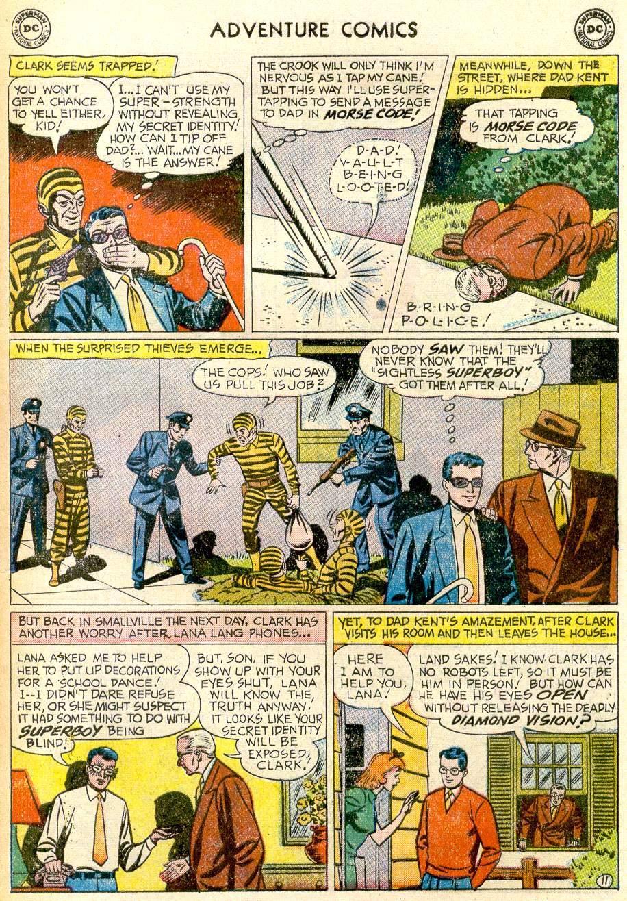 Read online Adventure Comics (1938) comic -  Issue #259 - 13