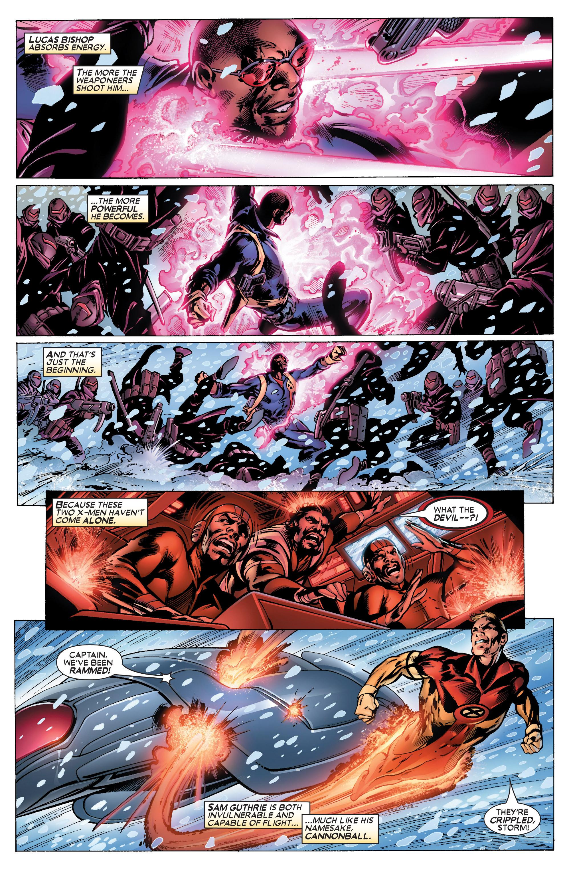 Read online Uncanny X-Men (1963) comic -  Issue #444 - 17