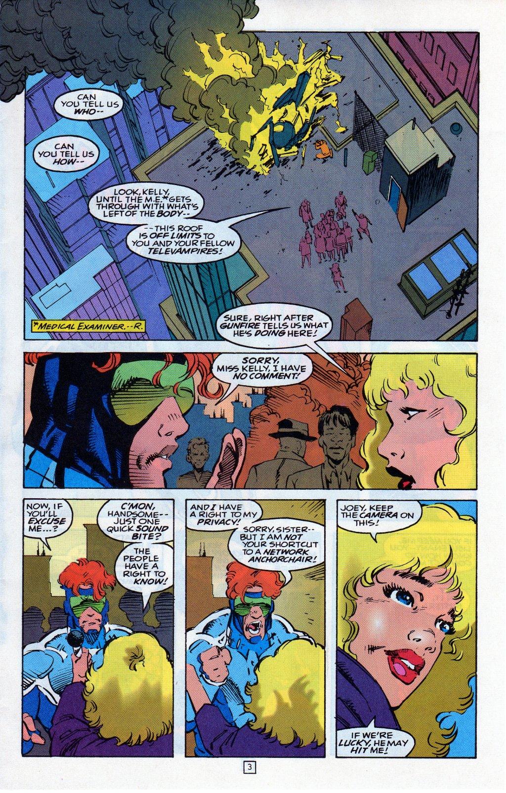 Read online Gunfire comic -  Issue #8 - 4