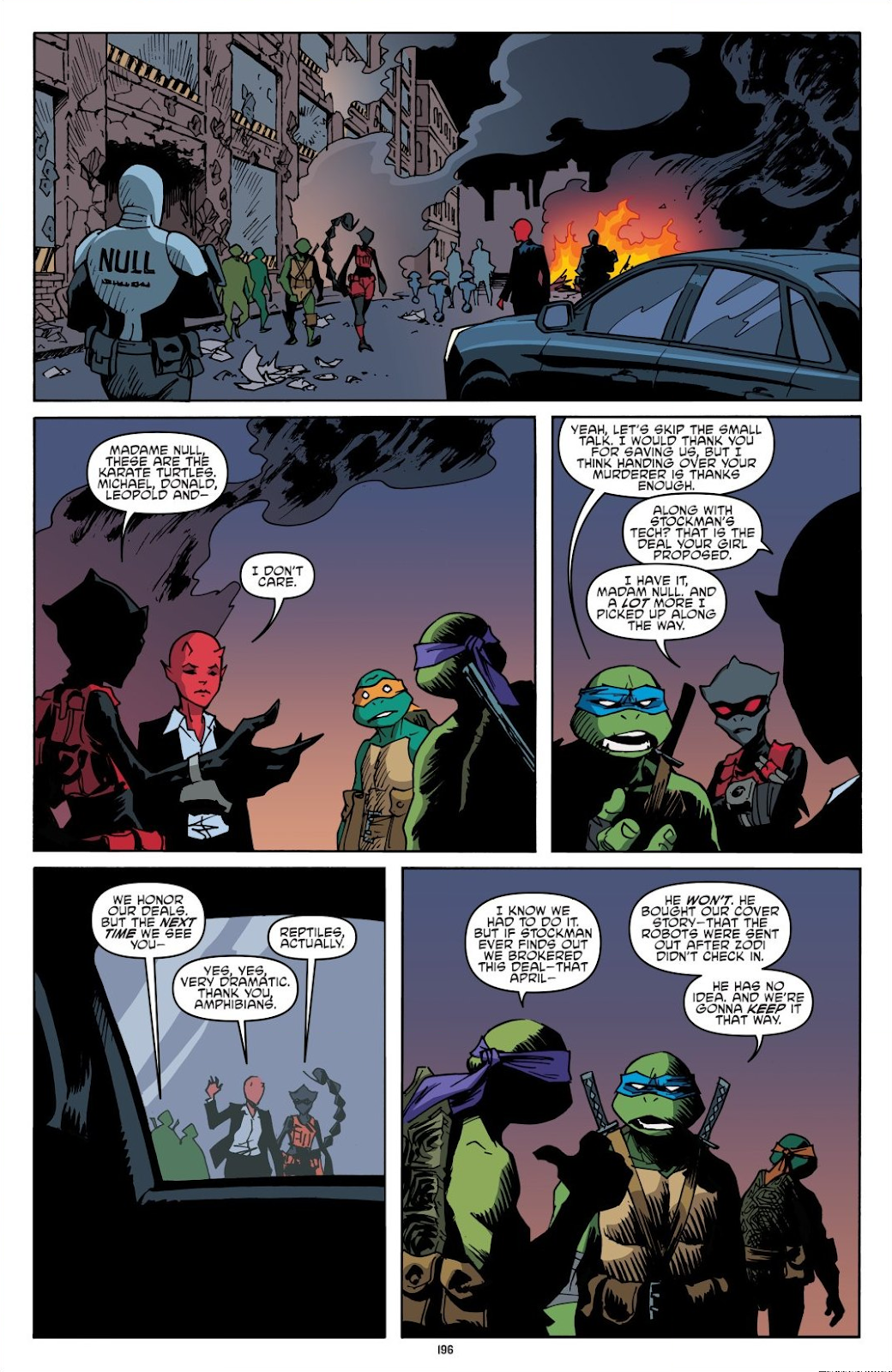 Read online Teenage Mutant Ninja Turtles: The IDW Collection comic -  Issue # TPB 8 (Part 2) - 95