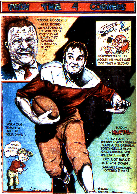 Read online Adventure Comics (1938) comic -  Issue #43 - 43