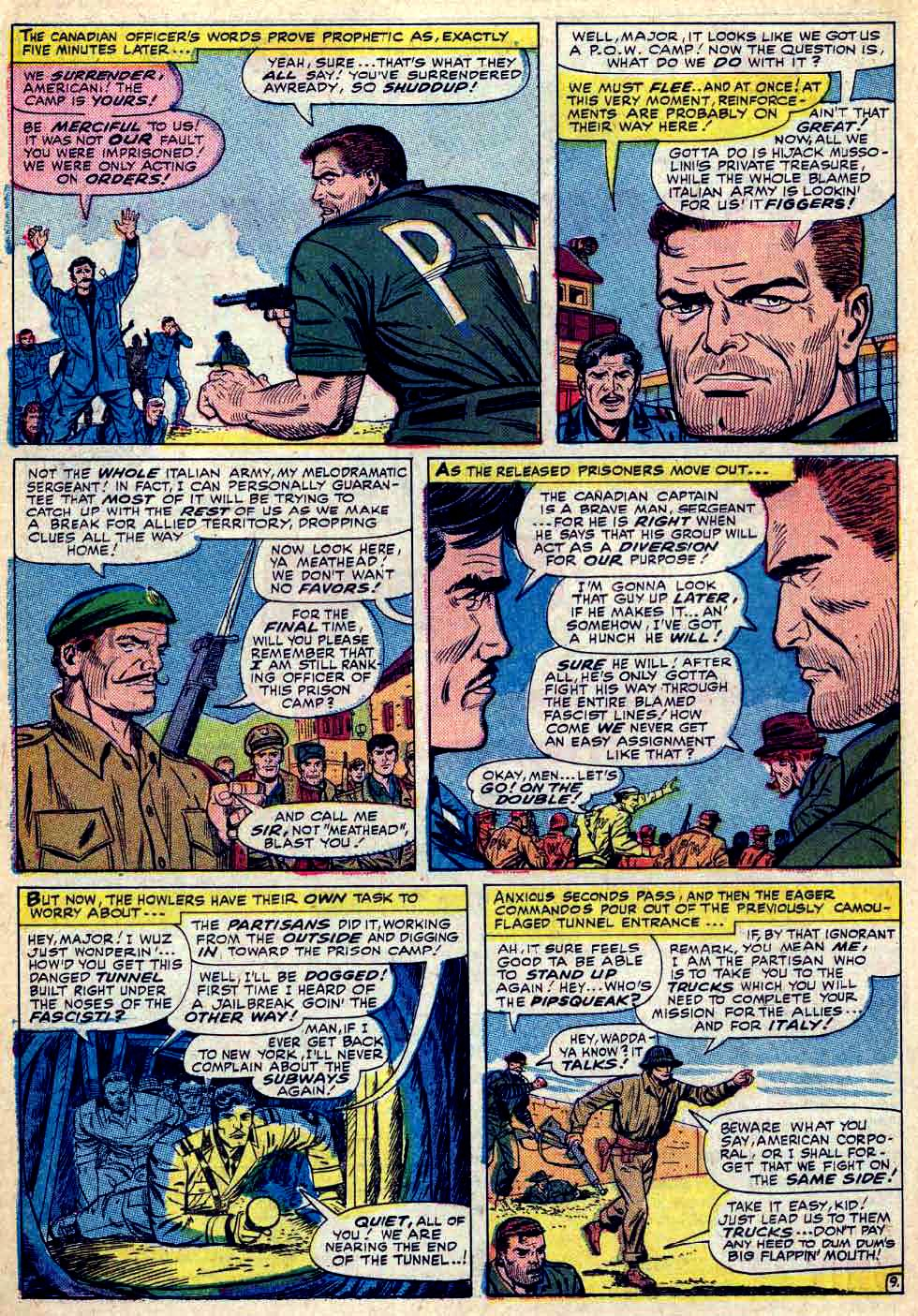 Read online Sgt. Fury comic -  Issue #30 - 14