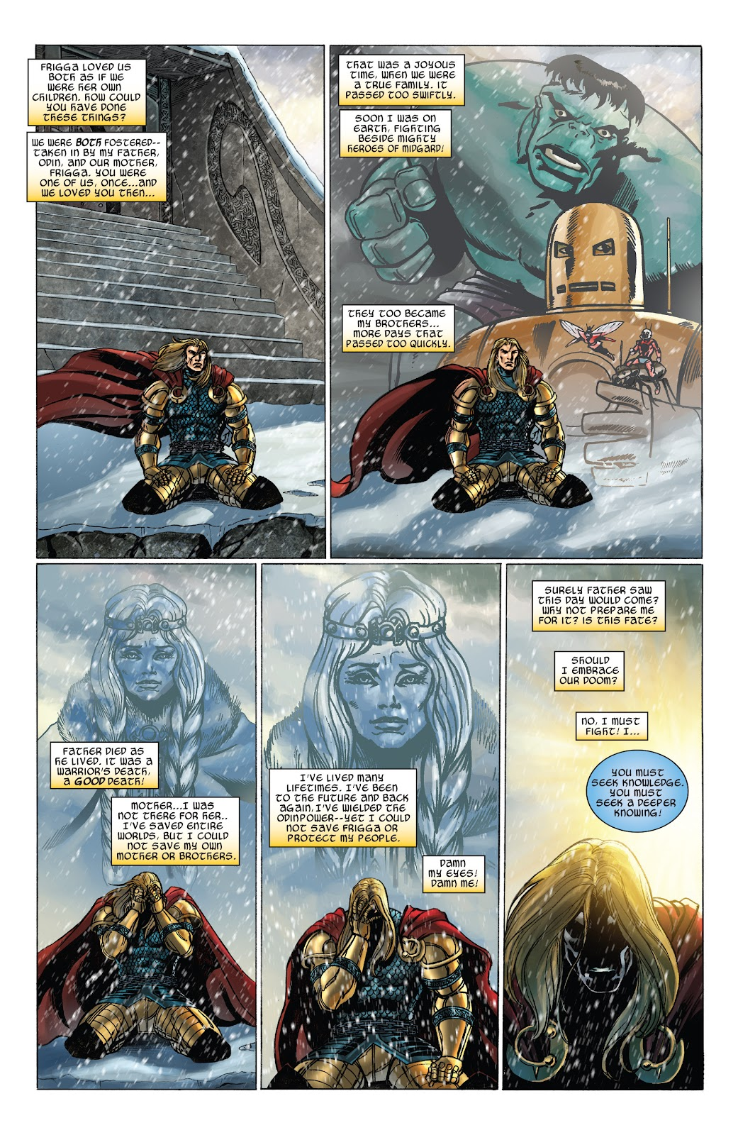 Read online Thor: Ragnaroks comic -  Issue # TPB (Part 3) - 7