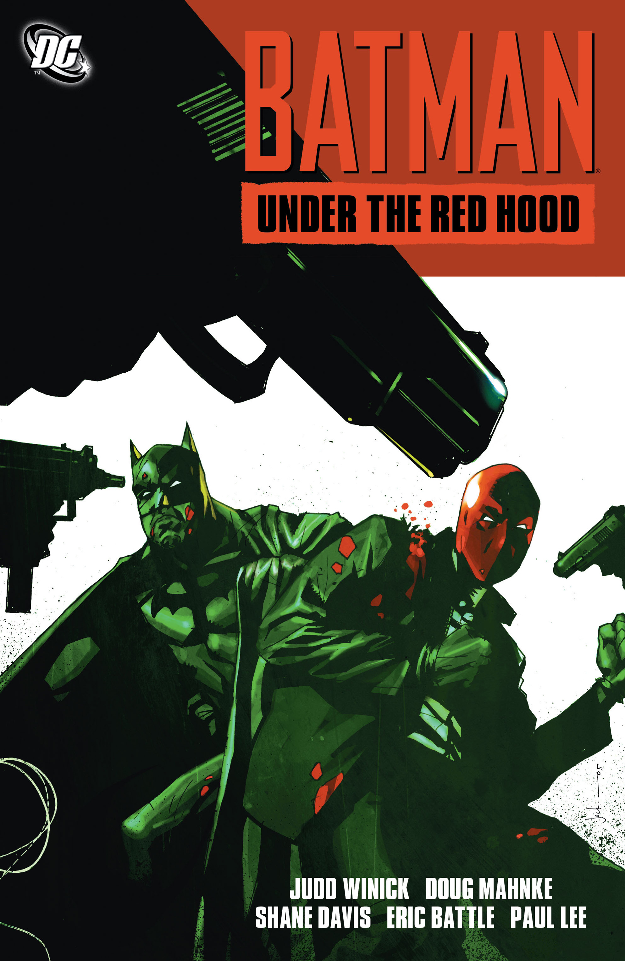 Batman: Under The Red Hood Full Page 1