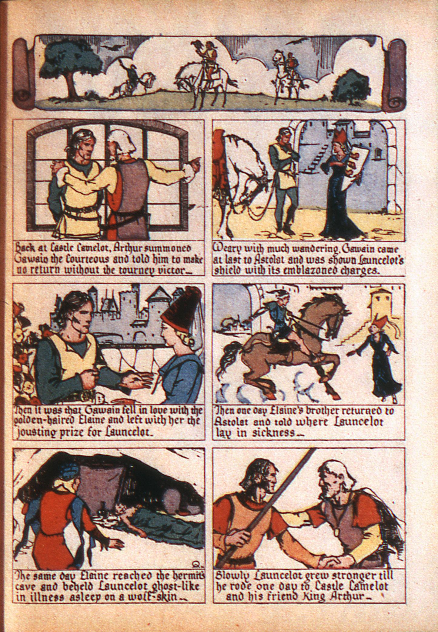 Read online Adventure Comics (1938) comic -  Issue #8 - 16