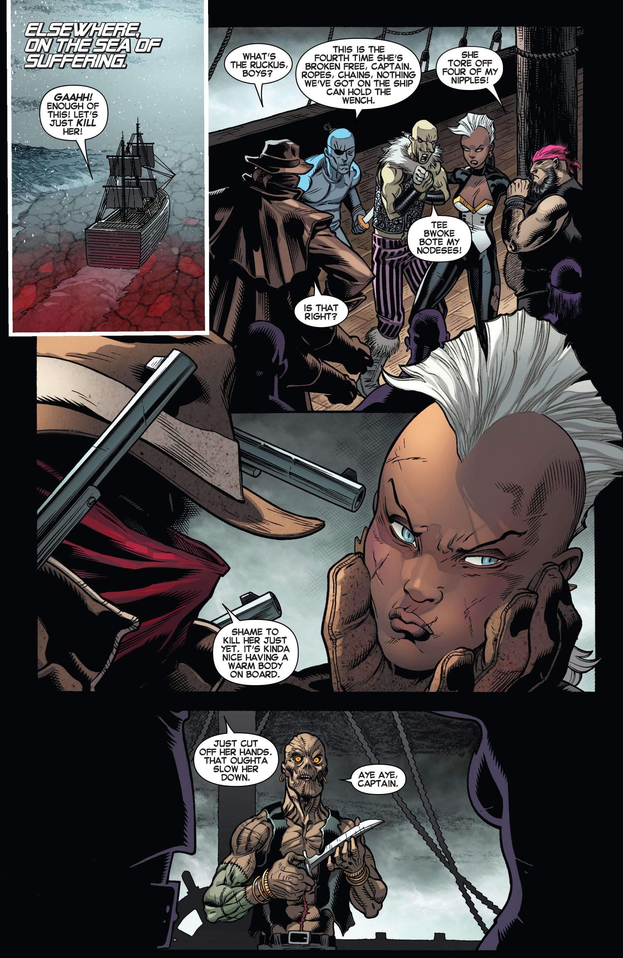 Read online Amazing X-Men (2014) comic -  Issue #3 - 12