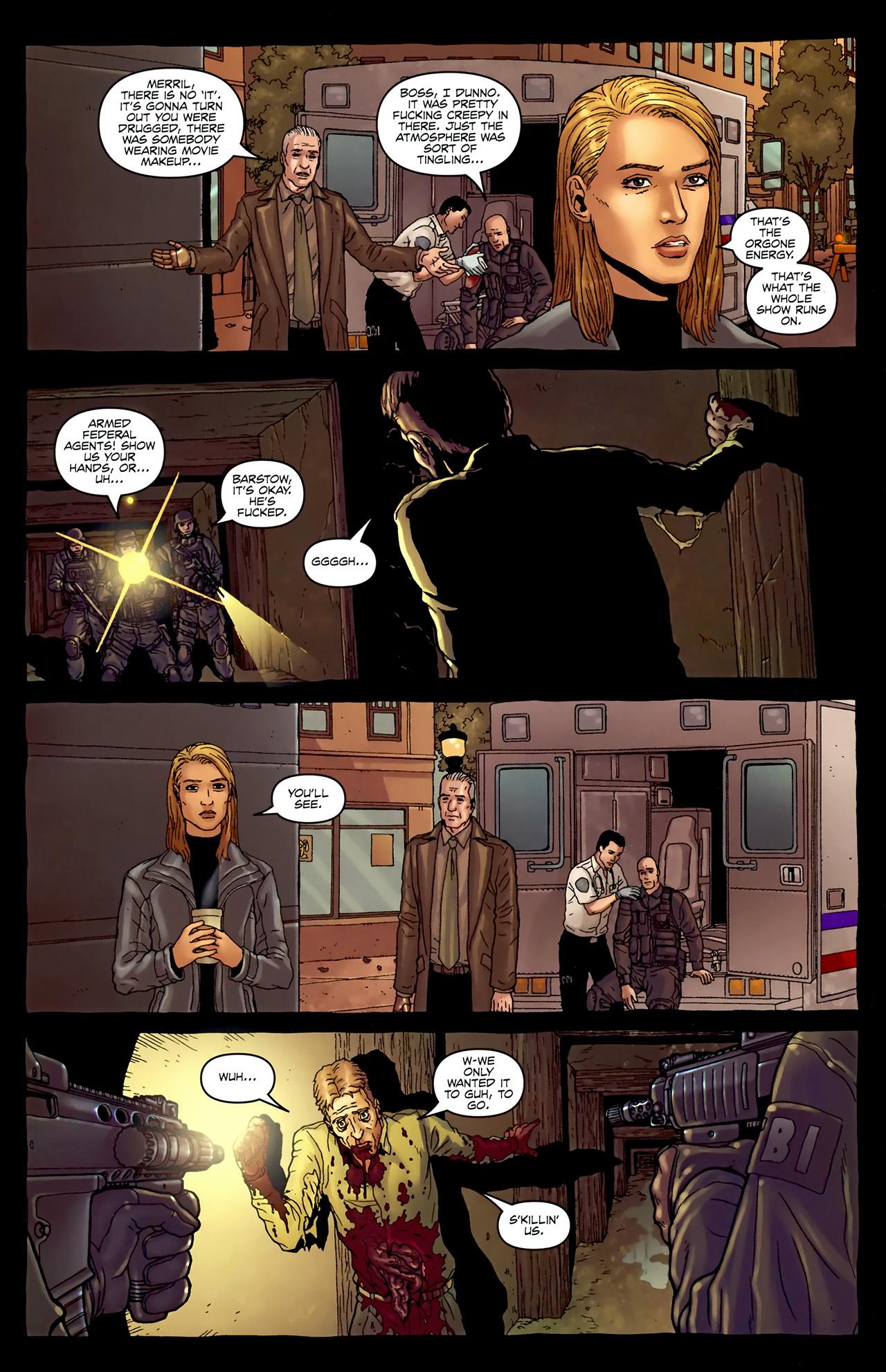Read online Alan Moore's Neonomicon comic -  Issue #4 - 14