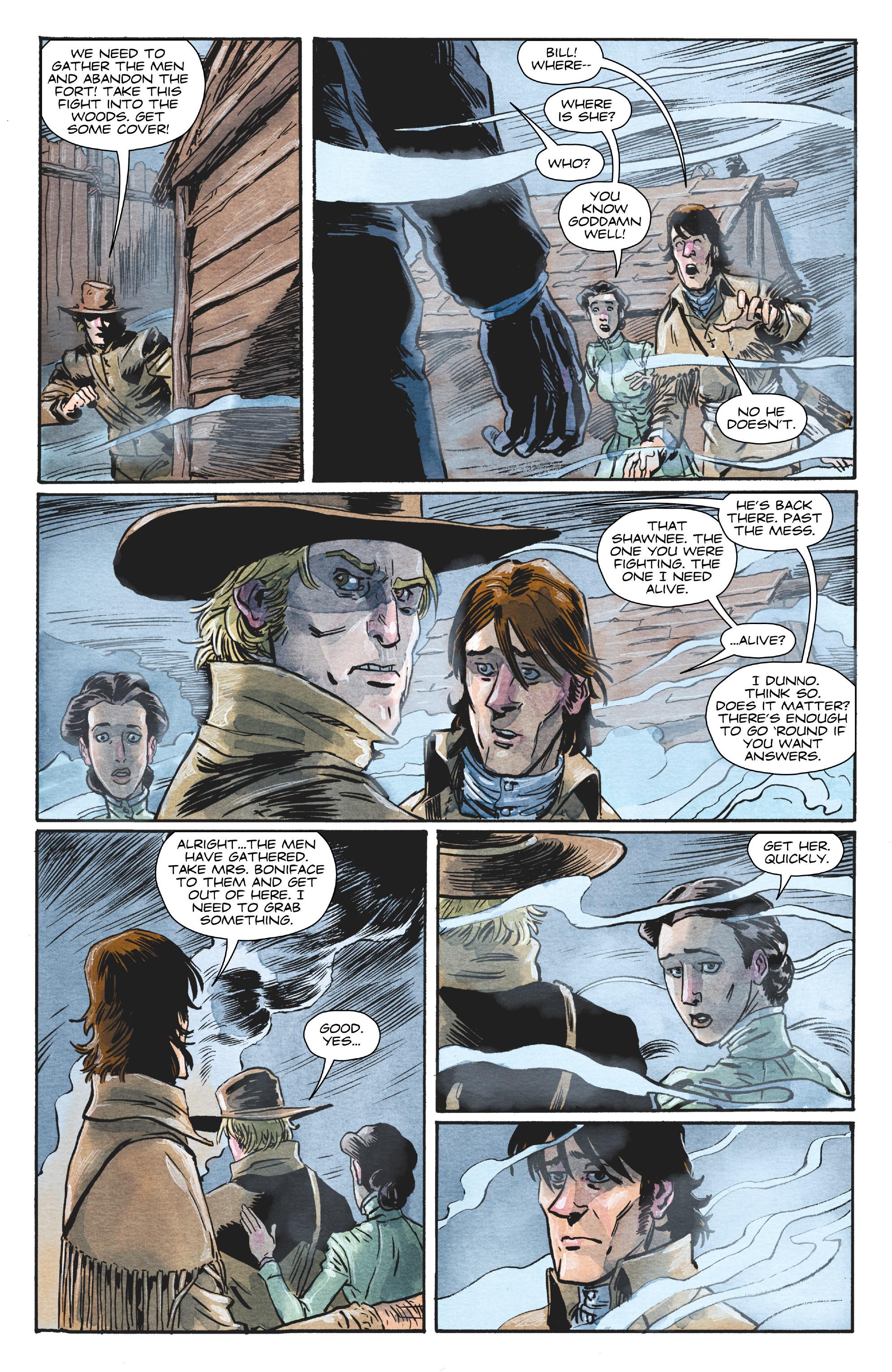 Read online Manifest Destiny comic -  Issue #29 - 17