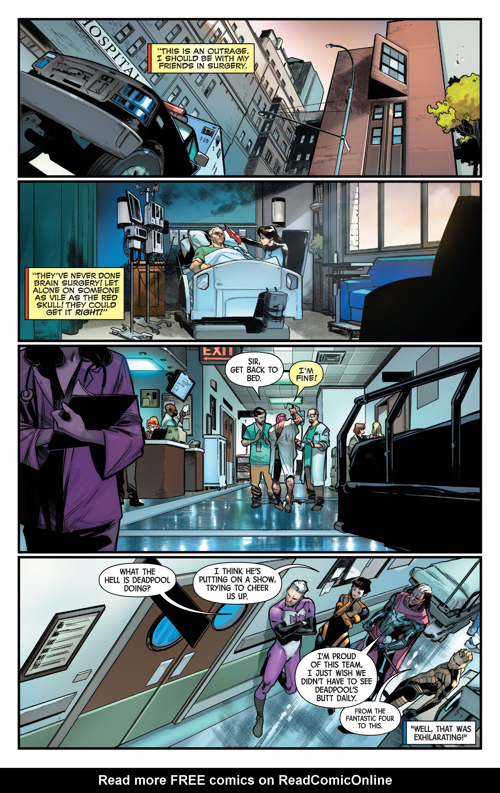 Read online Uncanny Avengers [II] comic -  Issue #22 - 3