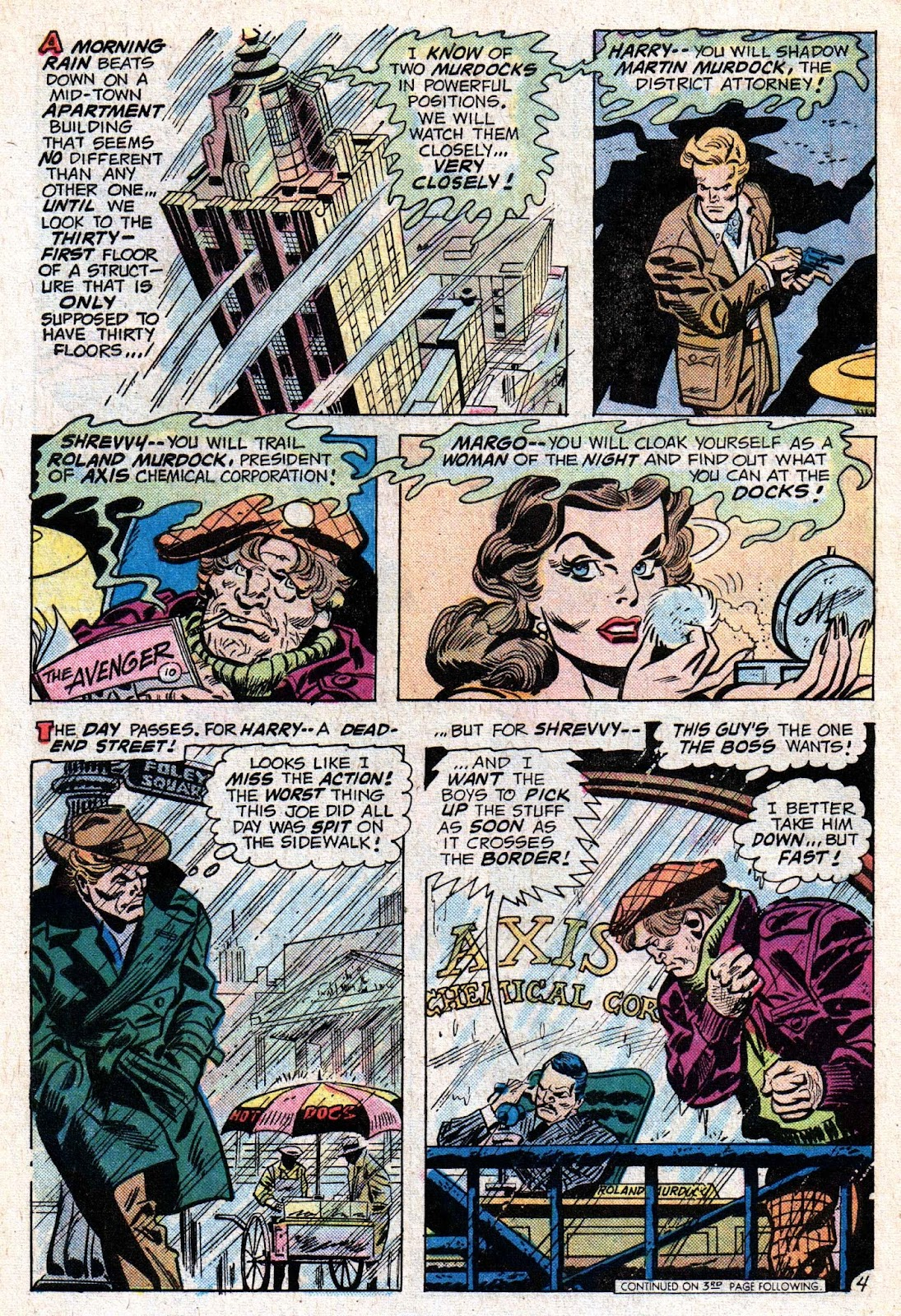 The Shadow (1973) issue 9 - Page 6