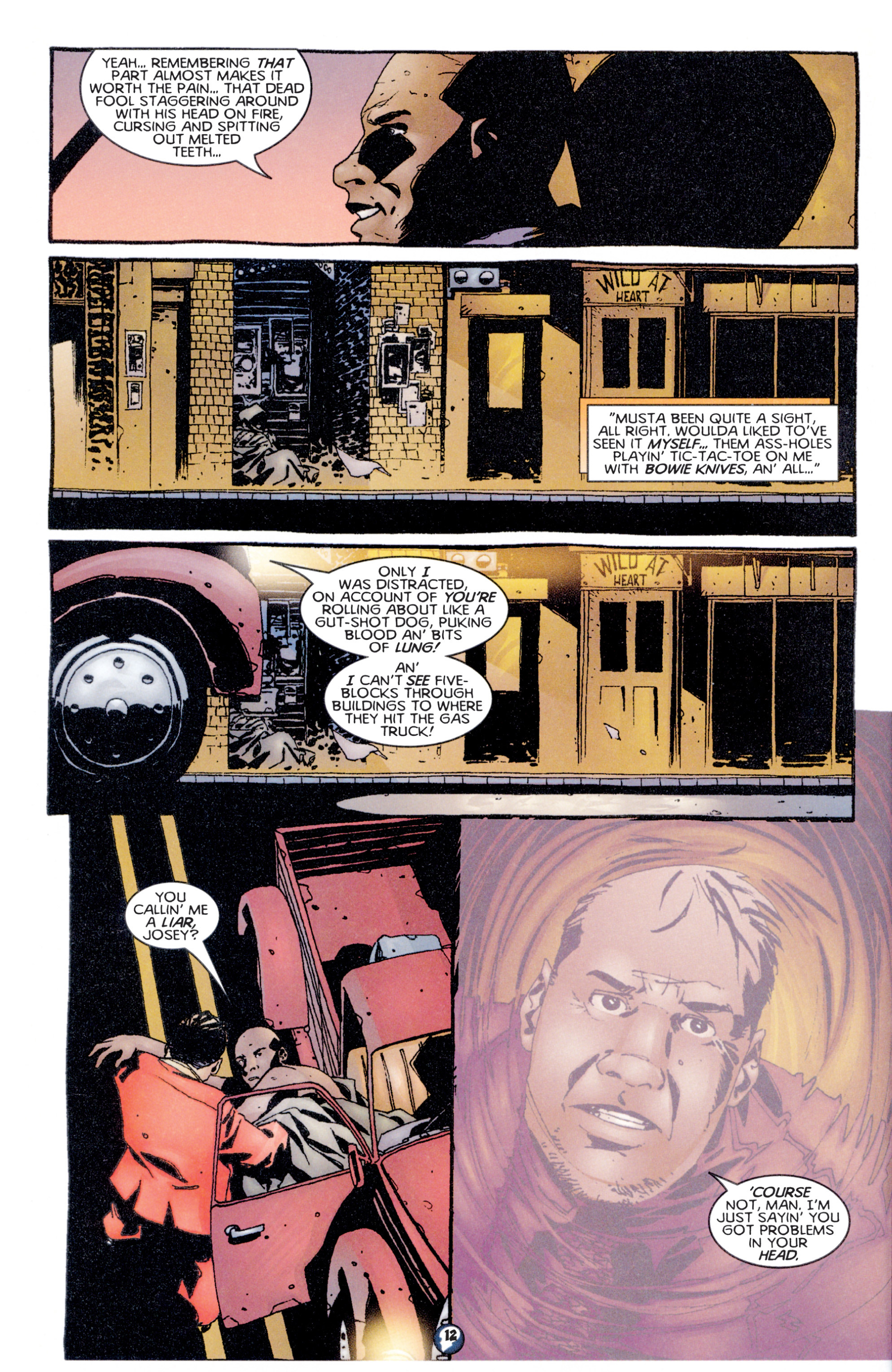 Read online Shadowman (1997) comic -  Issue #5 - 11