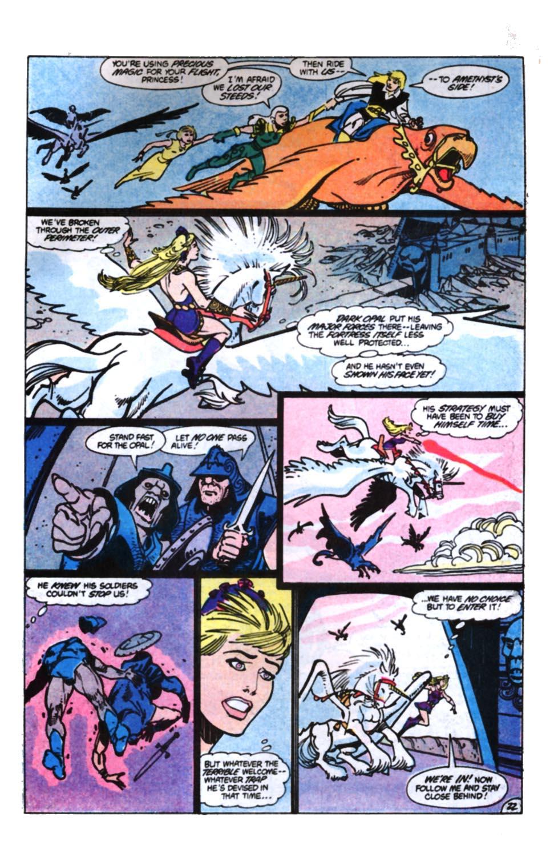 Read online Amethyst, Princess of Gemworld comic -  Issue #11 - 24