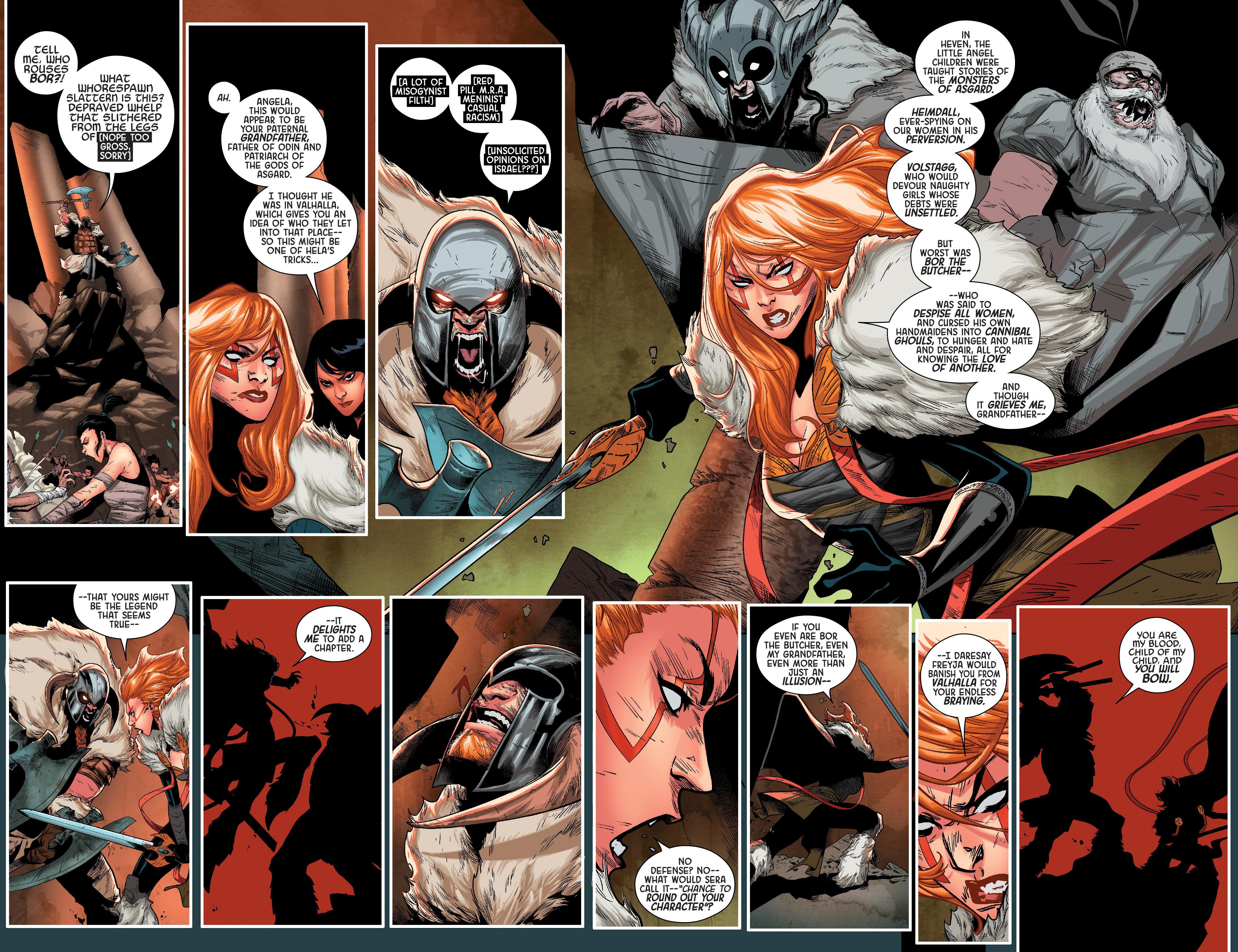 Read online Angela: Queen Of Hel comic -  Issue #4 - 7