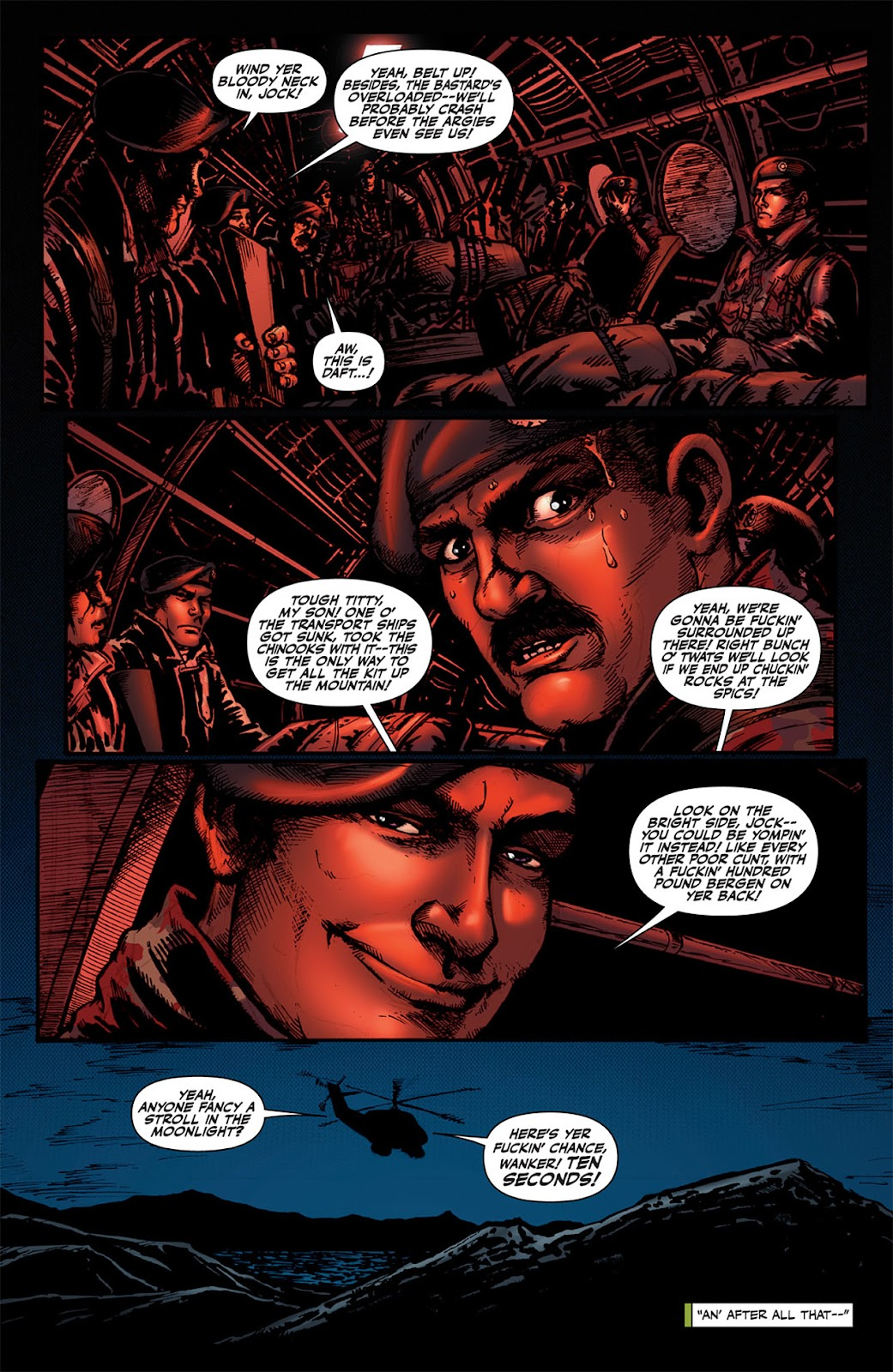 Read online The Boys: Butcher, Baker, Candlestickmaker comic -  Issue #2 - 8