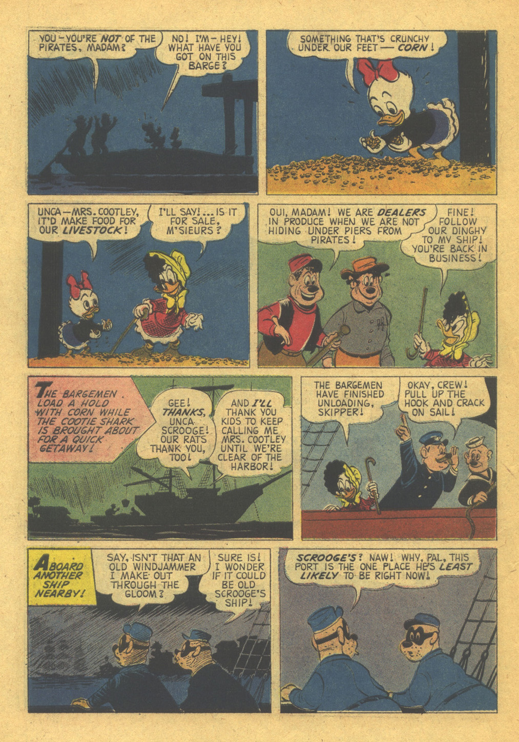 Read online Uncle Scrooge (1953) comic -  Issue #31 - 10