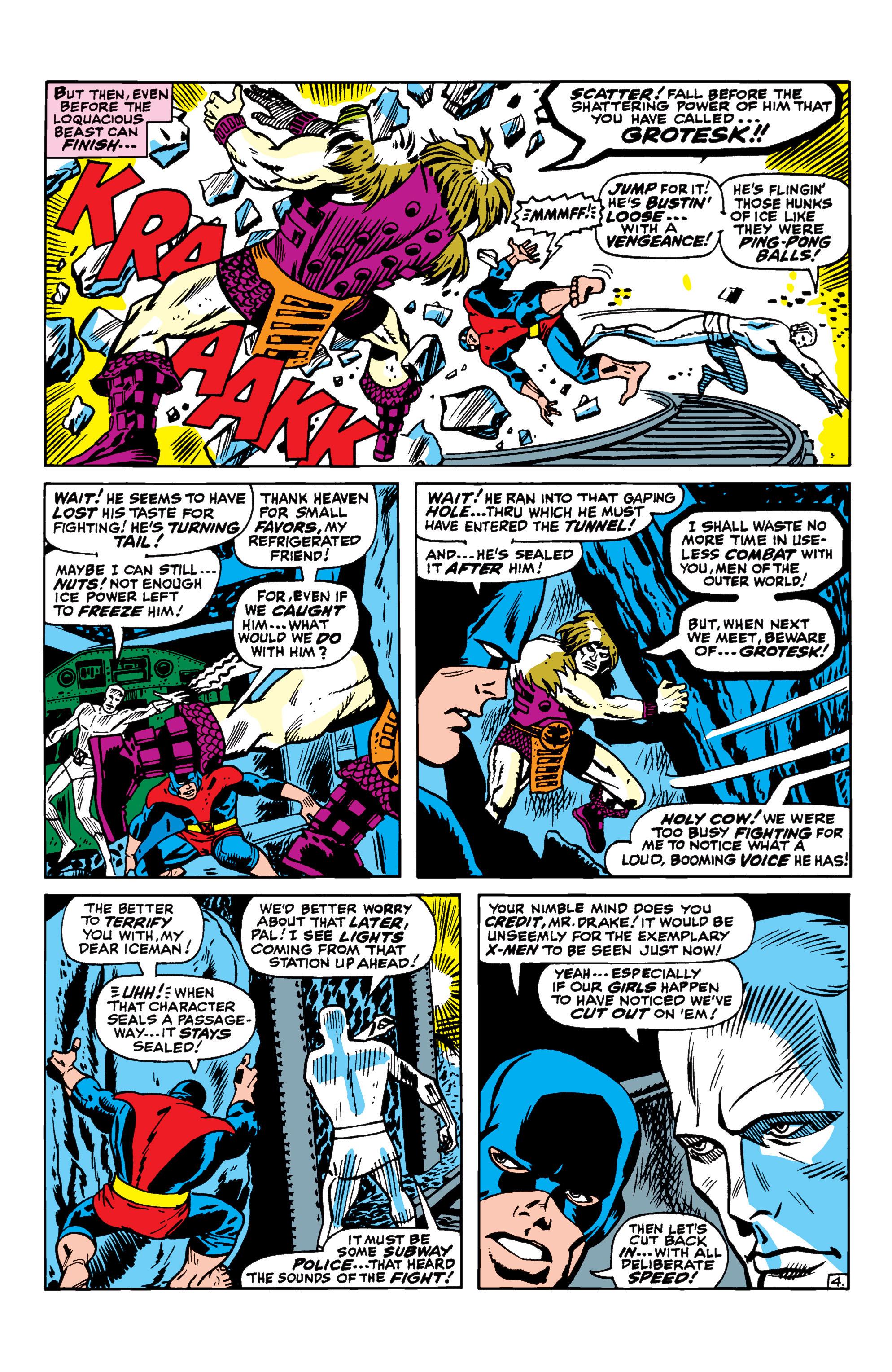 Read online Uncanny X-Men (1963) comic -  Issue #41 - 5