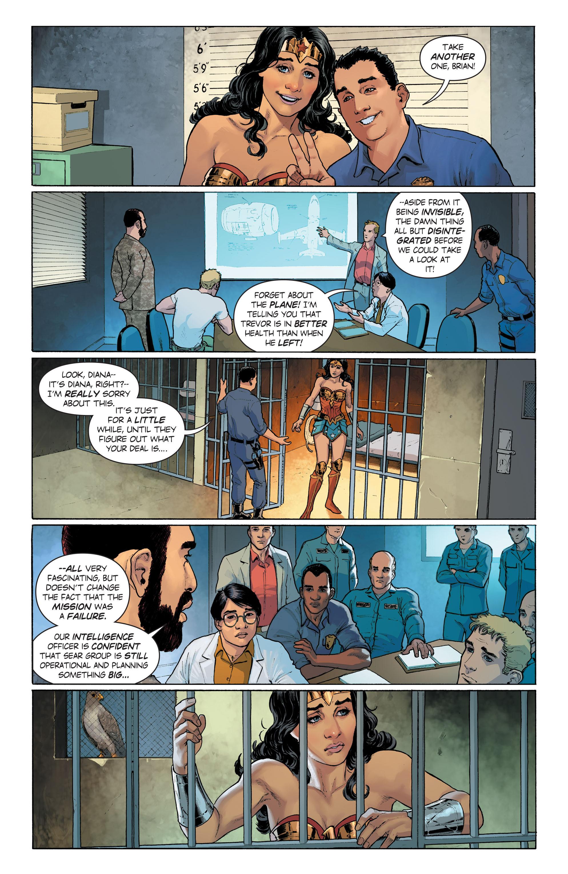 Read online Wonder Woman (2016) comic -  Issue #6 - 10
