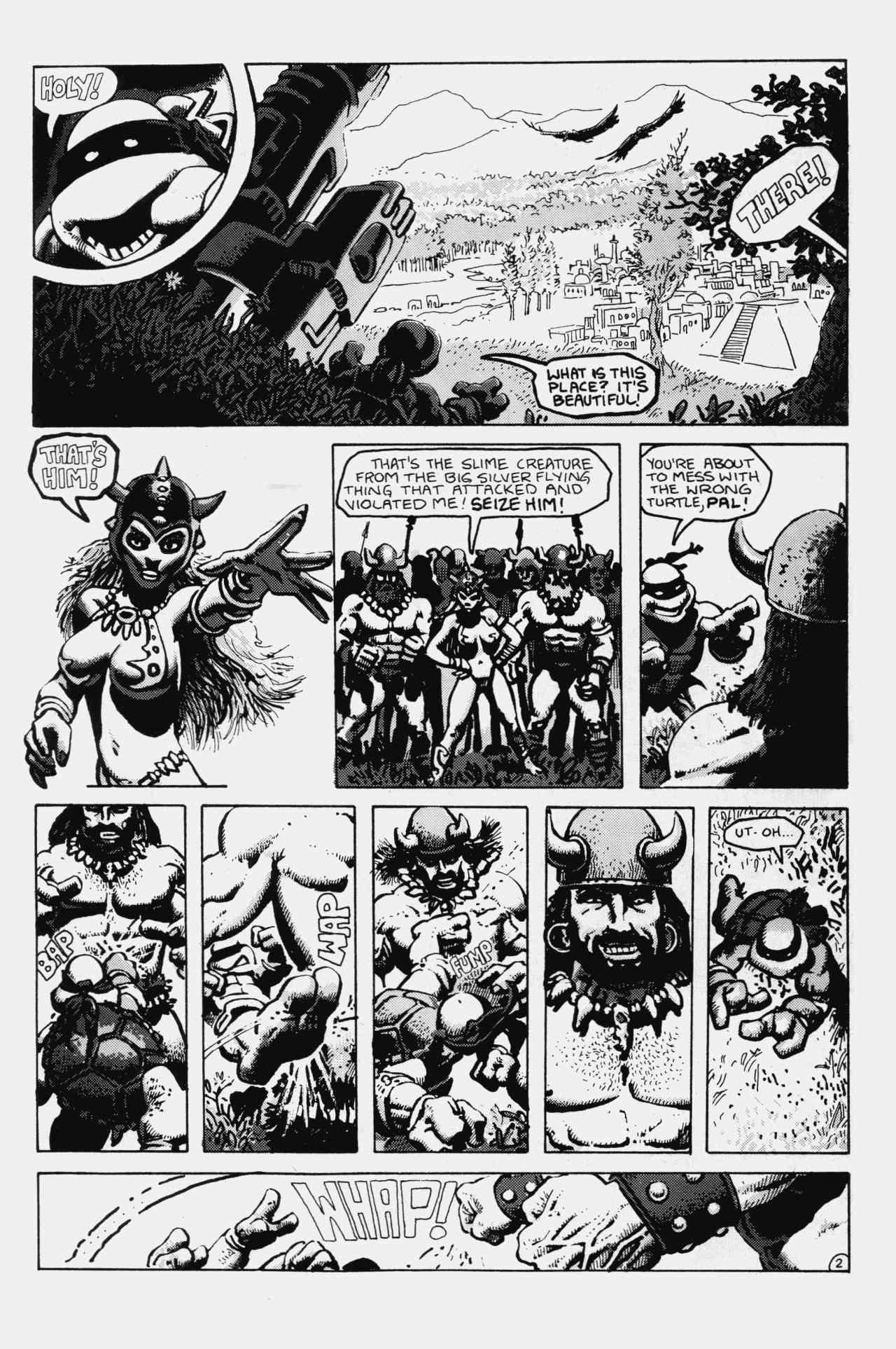 Read online Shell Shock comic -  Issue # Full - 183