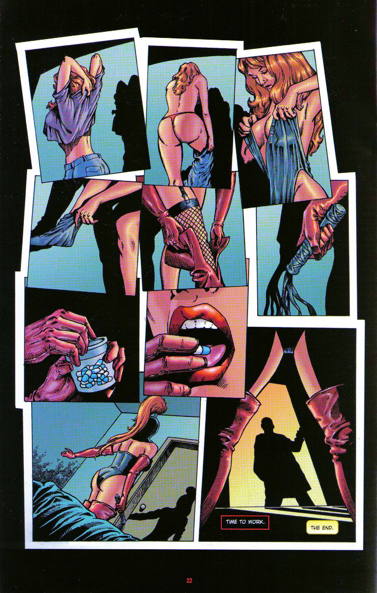 Read online Dominatrix comic -  Issue #6 - 24
