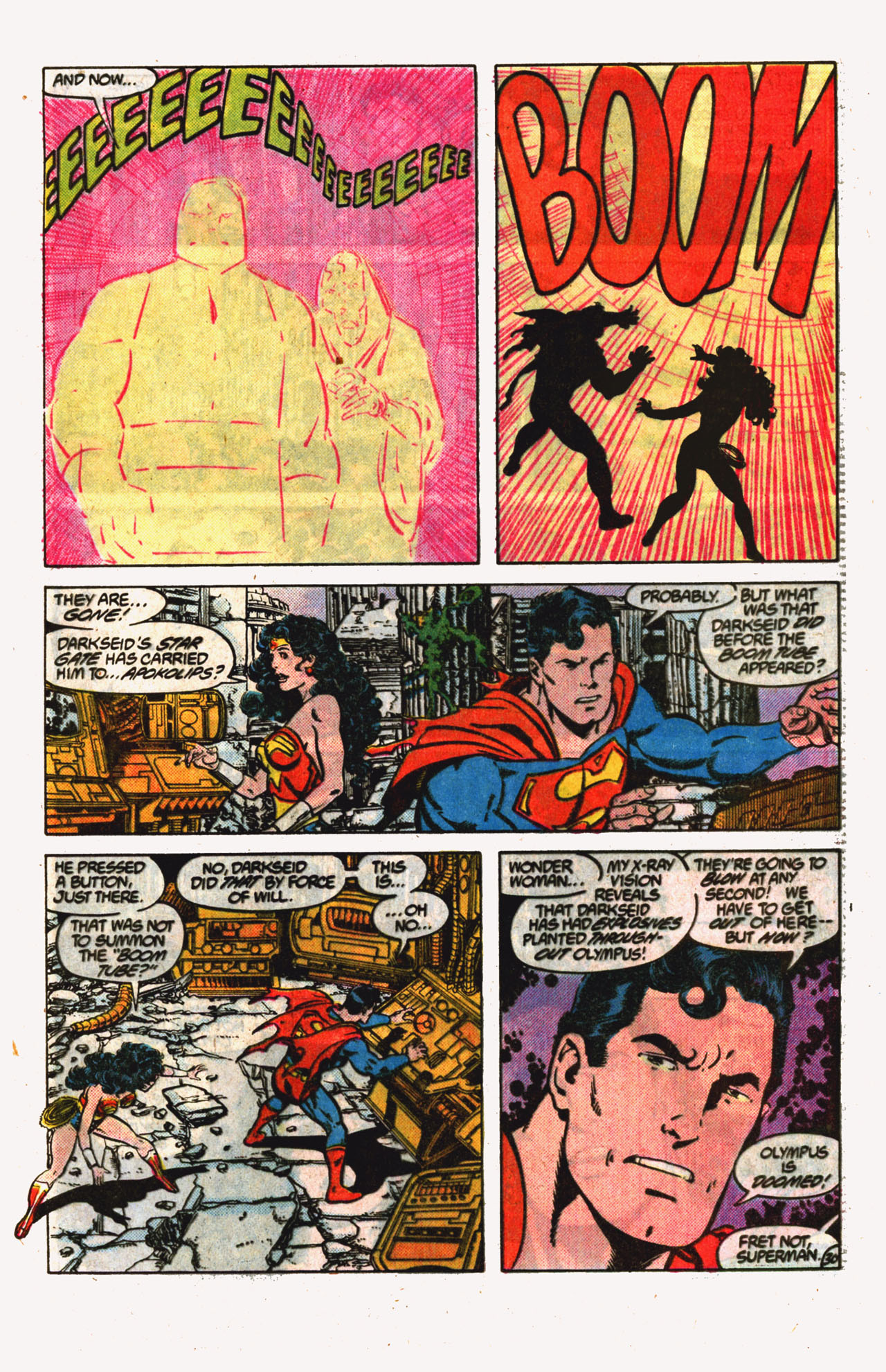Read online Action Comics (1938) comic -  Issue #600 - 32