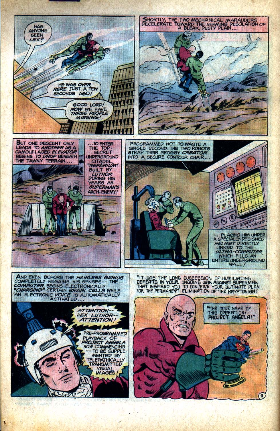 Read online Action Comics (1938) comic -  Issue #512 - 14